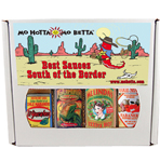 Best South of The Border 4 Pack