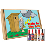 Pain In The Ass Sampler