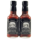 Historic Lynchburg Tennessee  Whiskey Hot Sauce - Historic Lynchburg Tennessee Whiskey Habanero Hot Sauce