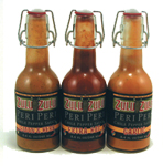 Zulu Zulu Hot Sauces - Zulu Zulu Lemon and Herb
