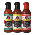 Anchor Bar Wing Sauces - Buy All 3 Anchor Bar Wing Sauces