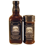 Historic Lynchburg Tennessee Whiskey BBQ Sauces & Rub - Lynchburg BBQ Sauce-100 Proof