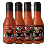 Wing Time Wing Sauce - Buy All 4 Wing Time Wing Sauces