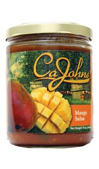 CaJohns Mango Burst Salsa