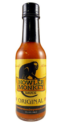 Howler Monkey Original Hot Sauce