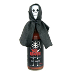 Ass Reaper Hot Sauce wtih Skull Cap & Cape