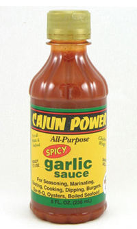 Cajun Power Spicy All Purpose Sauce
