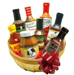 America's Best BBQ Sauces Gift Basket