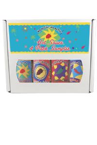 Mo Hotta Mo Betta Four Pack Gift Box
