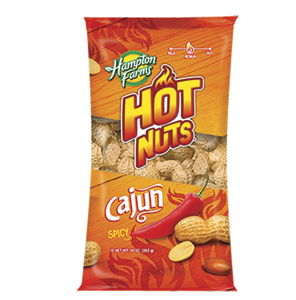 Cajun Hot Nuts - Buy 3 Bags of Creole Nuts