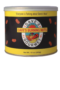 Dave's Burning Hot Nuts