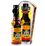 Blair's Megadeath Hot Sauce with Skull Key Chain