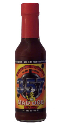 Mad Dog 357 Hot Sauce