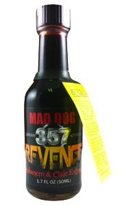 Mad Dog's Revenge Habanero & Chile Extract