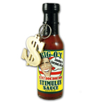 Big O's Stimulus Hot Sauce