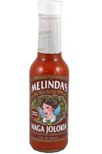 Melinda's Naga Jolokia Hot Sauce