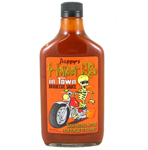 Hottest Ride In Town BBQ Sauce