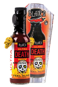 Blair's Ultra Death Hot Sauce