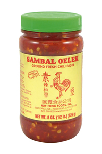 Huy Fong Sambal Oelek Chili Paste