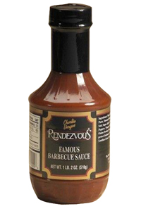 Rendezvous Barbeque Sauce