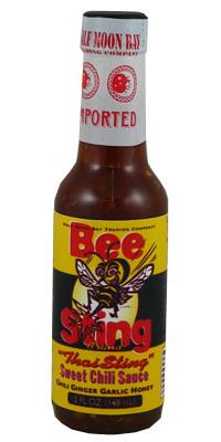 """Bee Sting """"Thai Sting"""" Sweet Chili Sauce"""