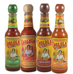 Cholula Hot Sauces - Cholula Chili Garlic Hot Sauce