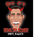 Big O's Health Scare Hot Sauce