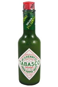 Tabasco Green Pepper Hot Sauce