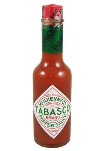 Tabasco Red Pepper Hot Sauce