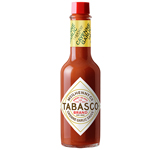 Tabasco Cayenne Garlic Pepper Hot Sauce