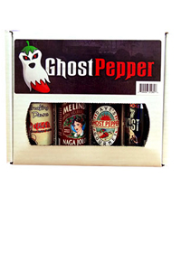Jolokia Ghost Pepper Gift Set