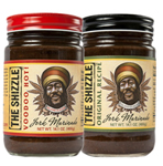 The Shizzle Jerk Marinades - The Shizzle Voodoo Hot Jerk Marinade