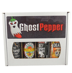 Ghost Pepper Hot Sauce Gift Pack