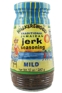 Walkerswood Mild Jamaican Jerk Seasoning, 10 Oz.