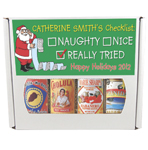 Personalized Naughty List Gift Pack