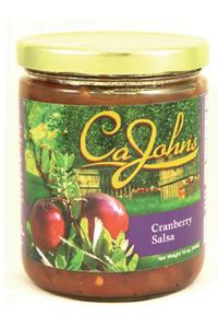CaJohn's Cranberry Salsa