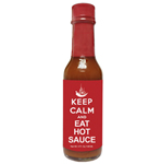 Keep Calm & Eat Hot Sauce