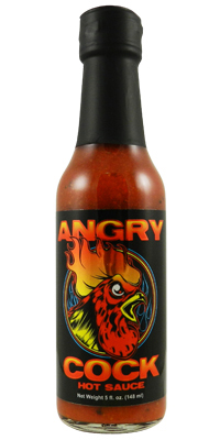 Angry Cock Hot Sauce