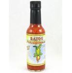 Bayou Fireballs Hot Sauce