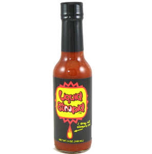 CaJohns Liquid Stoopid Hot Sauce