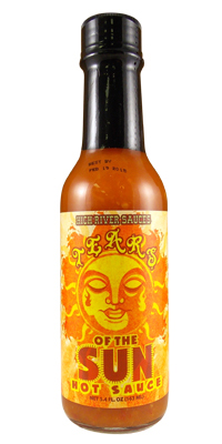 High River Sauces Tears of the Sun Hot Sauce