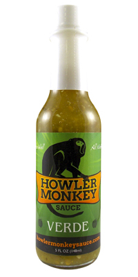 Howler Monkey Verde Hot Sauce