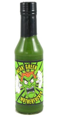 Mean Green Motherfucker Hot Sauce