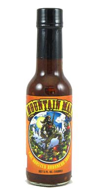 Mountainman Fire Roasted Habanero Hot Sauce
