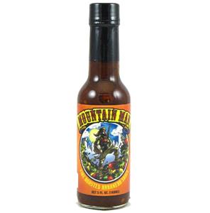 Mountainman Fire Roasted Habanero Hot Sauce