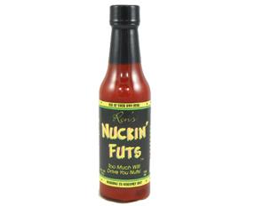 Nuckin' Futs Hot Sauce
