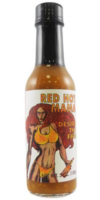 Red Hot Mama Hot Sauce