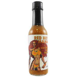 Red Hot Mama Hot Sauce