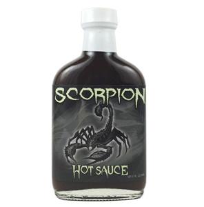 Scorpion Xtreme Hot Sauce