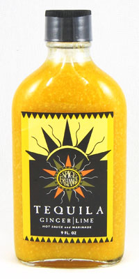 Spice Exchange Tequila Ginger Lime Hot Sauce and Marinade